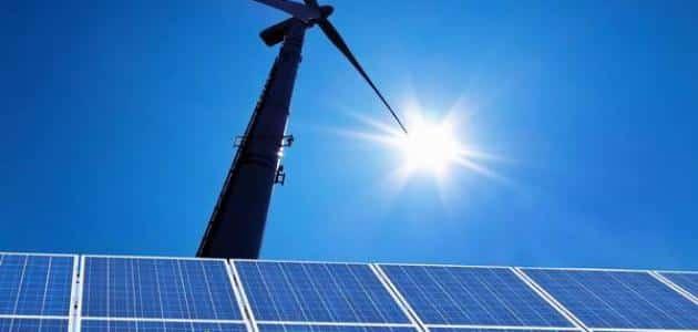 بحث عن مصادر الطاقة بالمقدمة والخاتمة