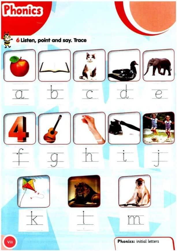 كتاب كونكت بلس للصف الأول الابتدائي ترم اول