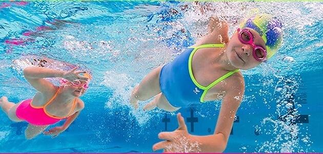 معلومات عن السباحة للأطفال