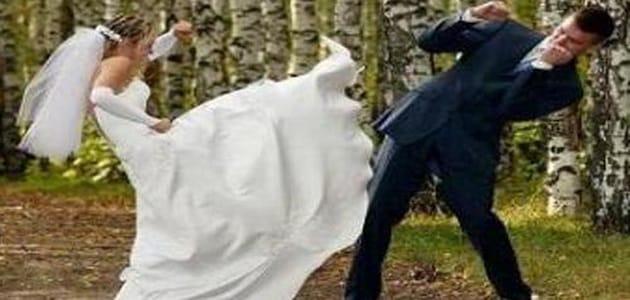 اغرب زواج في العالم بالصور