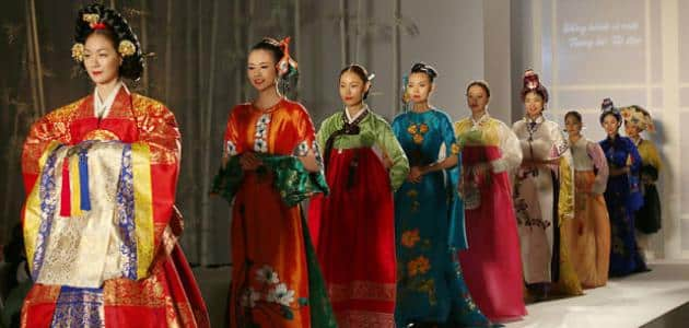 تقاليد وعادات كوريا