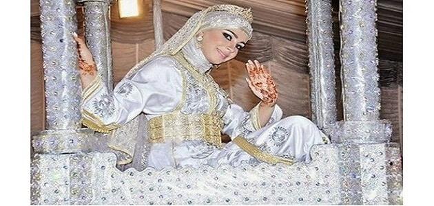 وصف تقاليد العرس المغربي