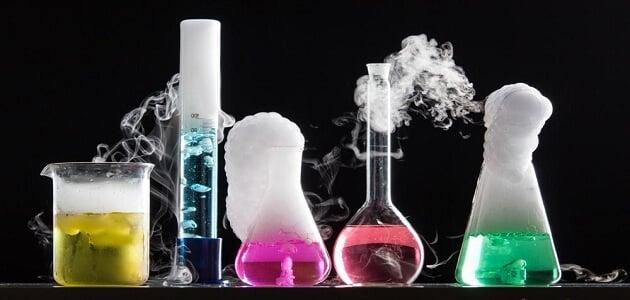بحث عن المعادلات الكيميائية الحرارية جاهز للطباعة