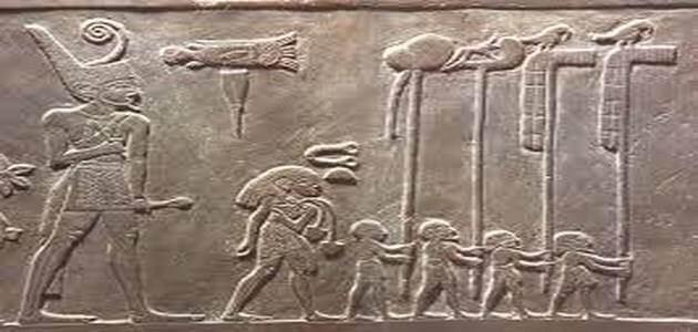 بحث عن الملك مينا واهم اعماله كامل
