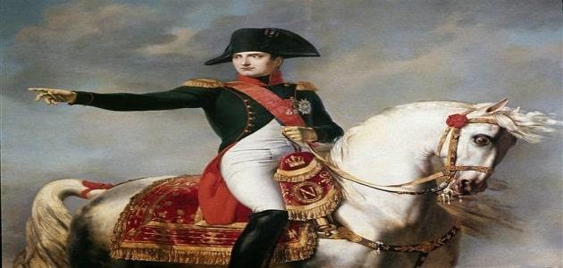 بحث عن نابليون بونابرت والحملة الفرنسية