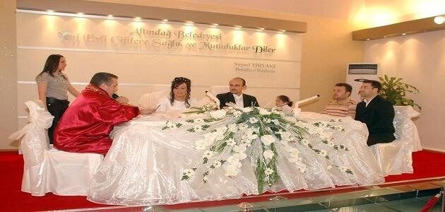 طرق الزواج في تركيا