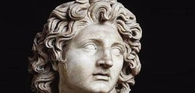 بحث عن حياة الاسكندر الاكبر كامل