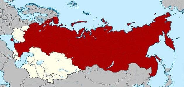 موضوع تعبير عن انهيار وتفكك الاتحاد السوفيتي pdf
