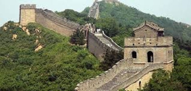 موضوع تعبير عن سور الصين العظيم