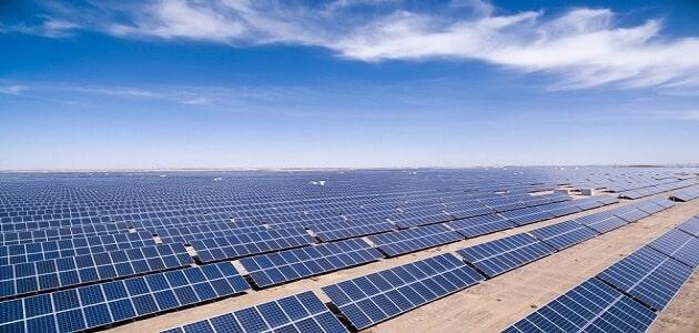 الاستخدام الأمثل للطاقة في البيئة الصحراوية