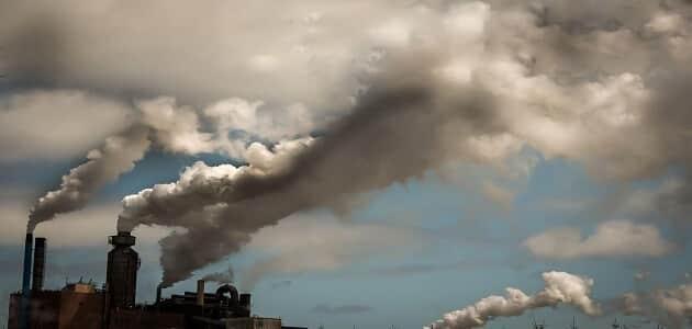 بحث عن التلوث في البيئات المصرية وتأثيرة على الصحة