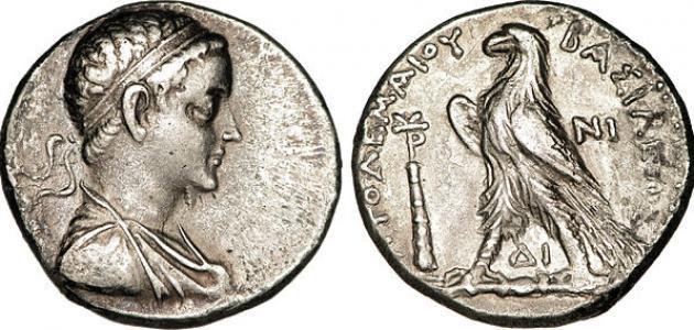 بحث عن اهم اعمال بطليموس الاول