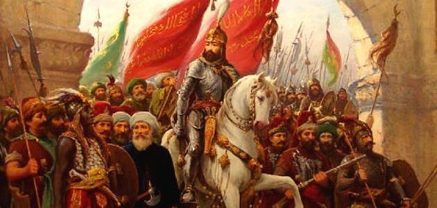 بحث عن سلاطين الدولة العثمانية doc