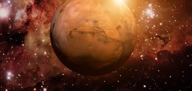 بحث عن كوكب المريخ doc