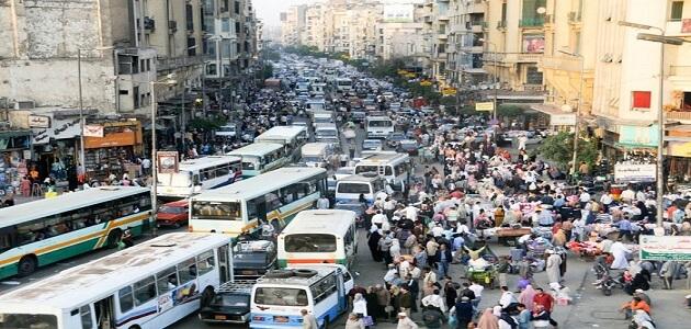 بحث عن مواجهة الانفجار السكاني