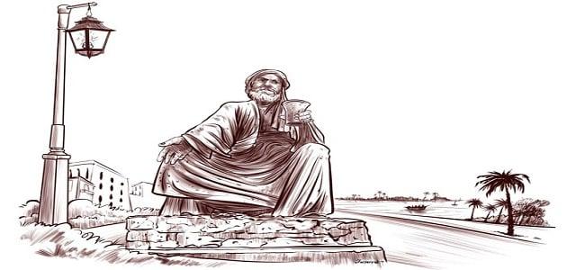 موضوع تعبير عن ابو نواس قصير