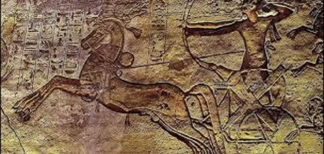بحث عن الهكسوس واحتلال مصر بالمراجع