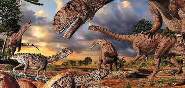بحث عن ظاهرة الانقراض doc