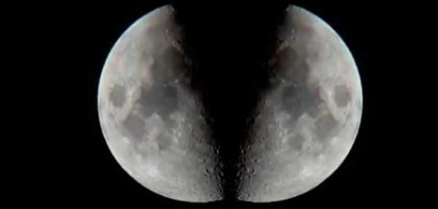 بحث عن معجزة انشقاق القمر كاملة