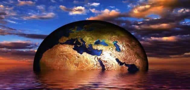 موضوع تعبير عن التغيرات المناخية