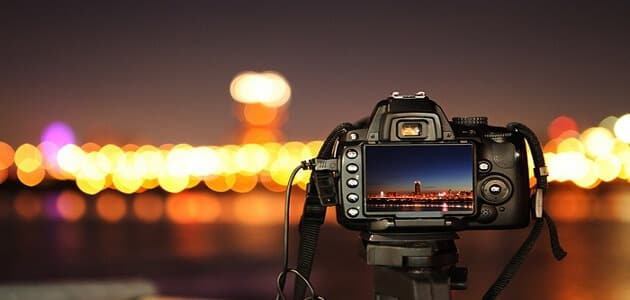 موضوع تعبير عن فن التصوير الفوتوغرافي