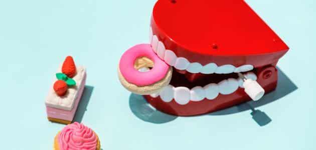 بحث عن صحة الفم والأسنان