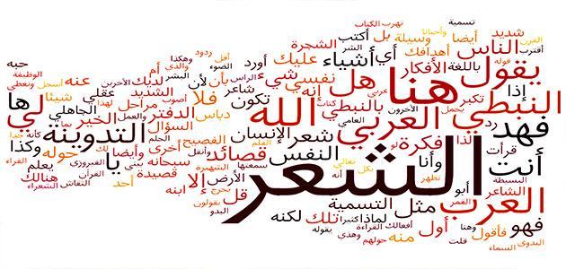بحث عن اللغة العربية ودورنا فى الحفاظ عليها