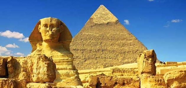 مقدمة عن السياحة فى مصر