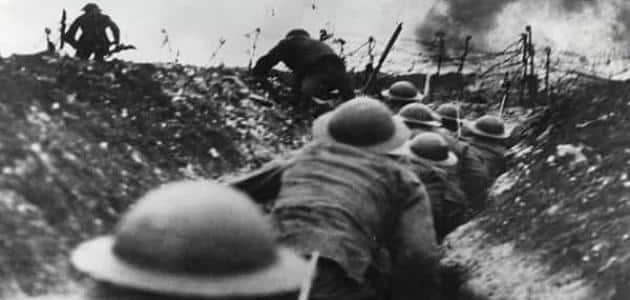 بحث قصير عن الحرب العالمية الاولى