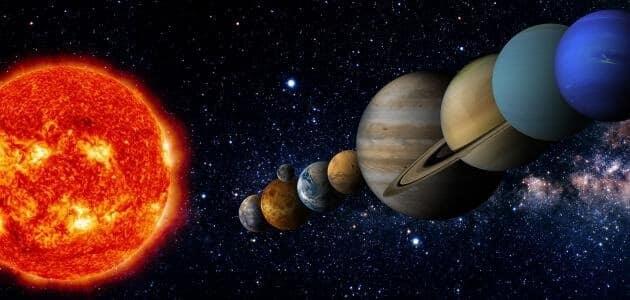 تعريف الفضاء ومكوناته
