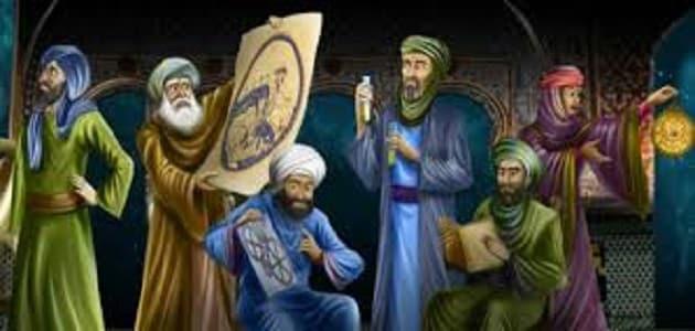 عالم من علماء المسلمين واختراعه