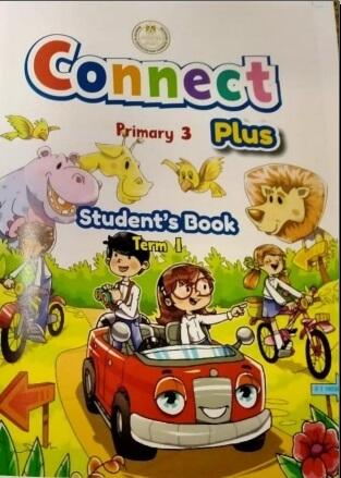 ملزمة Connect Plus 3 للصف الثالث الإبتدائي ترم أول