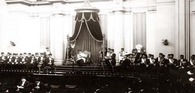 مجلس الشورى ومجلس الشيوخ