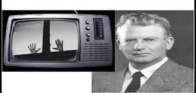 من هو مخترع التلفزيون الملون