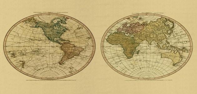 معلومات جغرافية عامة