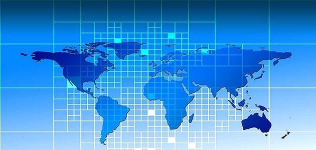 الجغرافيا البشرية وفروعها