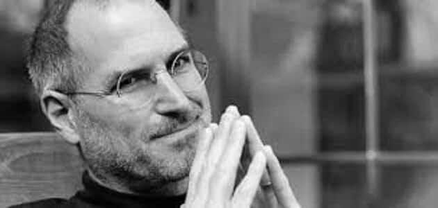 مخترع الايفون ستيف جوبز