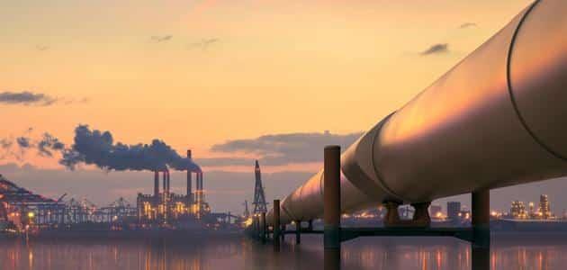 خصائص الغاز الطبيعي وكيفية استخراجه