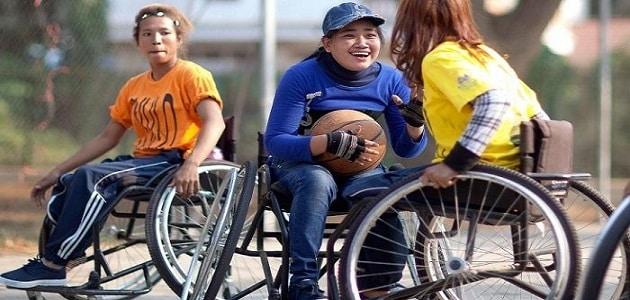 خاتمة قصيرة عن ذوي الاحتياجات الخاصة