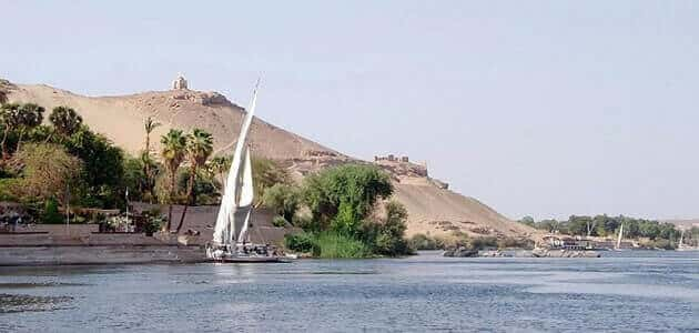 دور الطالب في حماية النيل من التلوث