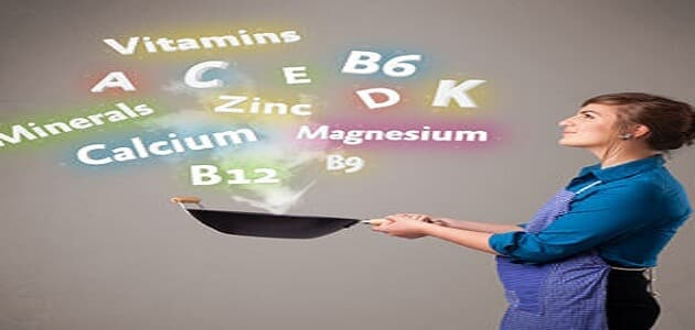 ما هو الفرق بين الفيتامينات والمعادن ؟