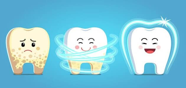 معلومات غريبة عن الأسنان