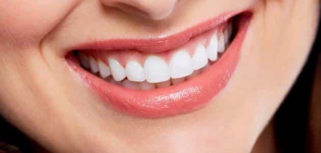 موضوع تعبير عن الأسنان وأهميتها