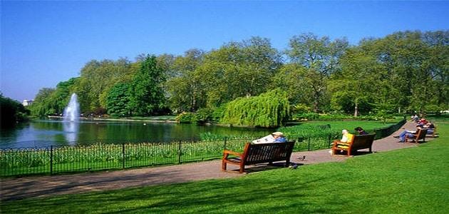 موضوع تعبير عن الحدائق العامة وكيف نحافظ عليها