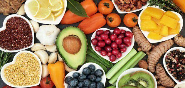 موضوع تعبير عن الغذاء الصحي للصف الخامس
