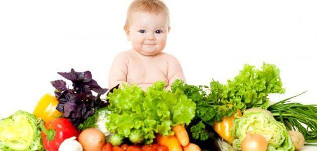 موضوع عن الغذاء الصحي للأطفال