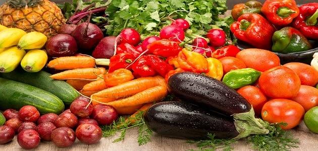 نصائح للحفاظ على الصحة من خلال التغذية