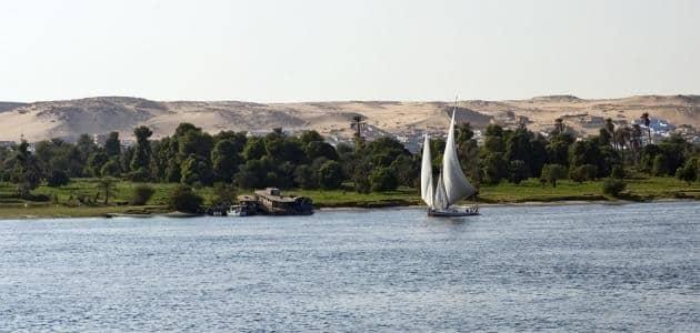أثر نهر النيل على الفرد والمجتمع