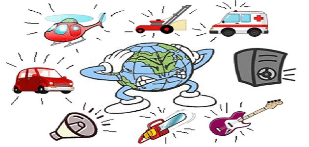 أسباب التلوث الضوضائي