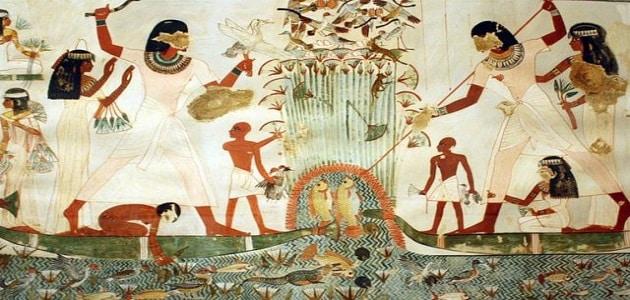 أسباب حرص المصريين القدماء على ضبط وتنظيم مياه نهر النيل